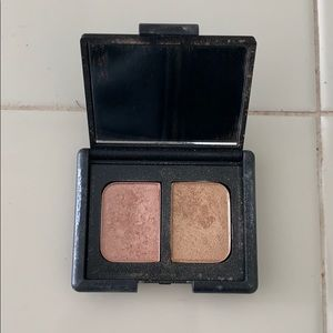 NARS Alhambra eye shadow duo palette.